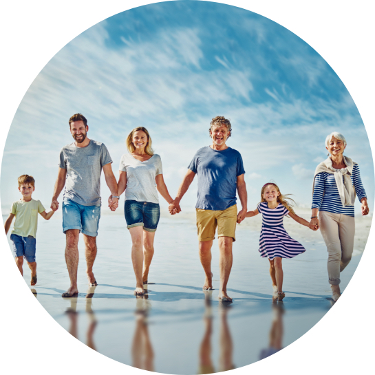 famille-plage